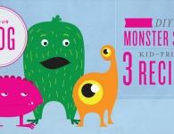 DIY monster spray 3 kid friendly recipes