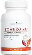 PowerGize supplement Young Living