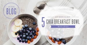 Best Overnight Bowl Recipe with essential oils
