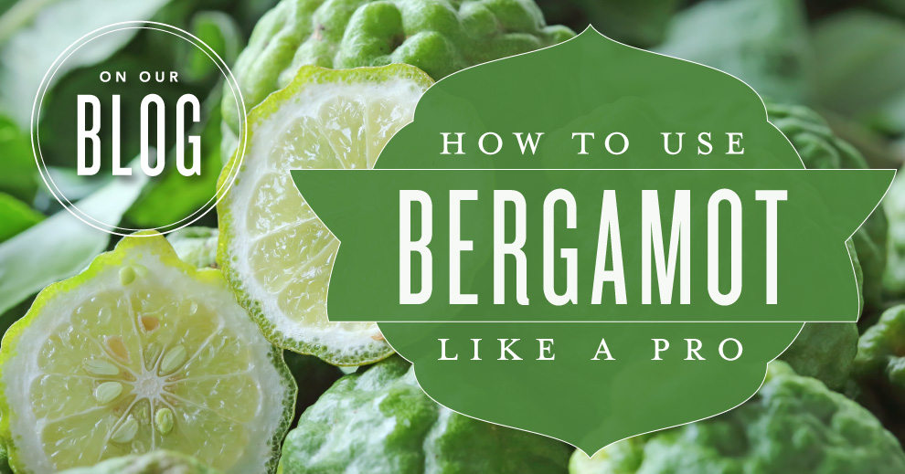 How to use Bergamot Essential Oil Young Living