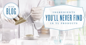 Ingredients you can trust with Young Living's quality essential oils and products