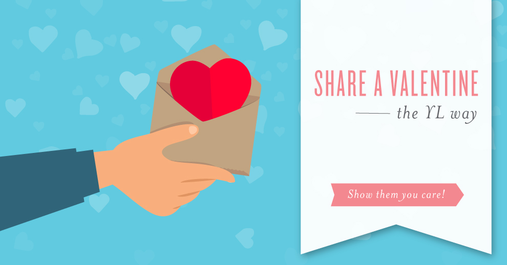 Share a Valentinethe YL way ecard