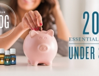 20 essential oils under 20