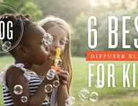 best diffuser blends for kids
