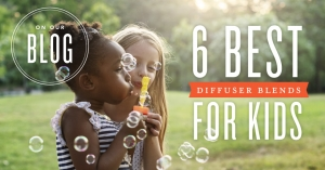 best diffuser blends for kids