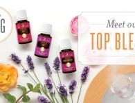 All about Young Livings top blends
