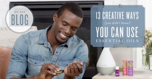 13 creative ways (you didn't know) you can use essential oils