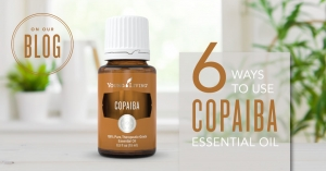 How to use Copaiba essential oil Young Living