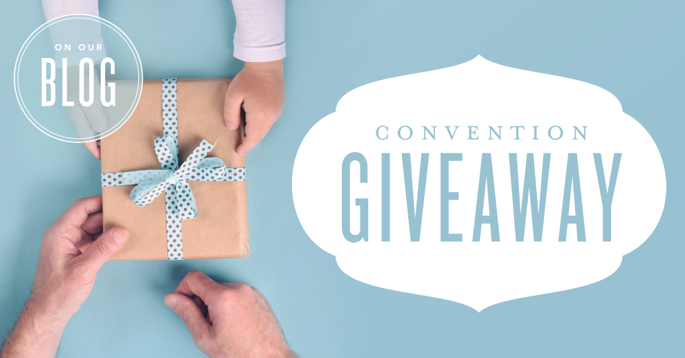 Young Living Convention Giveaway