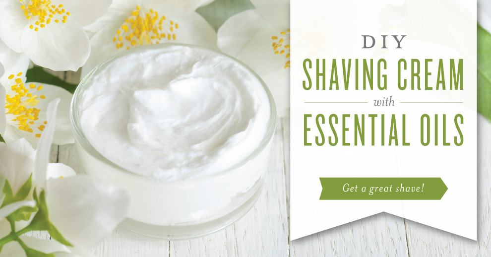 Image result for young living diy shaving cream