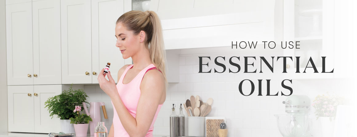 How To Use Essential Oils Guide Young Living Blog