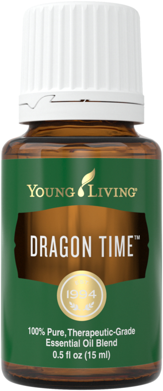 Dragon Time essential oil blend | Young Living