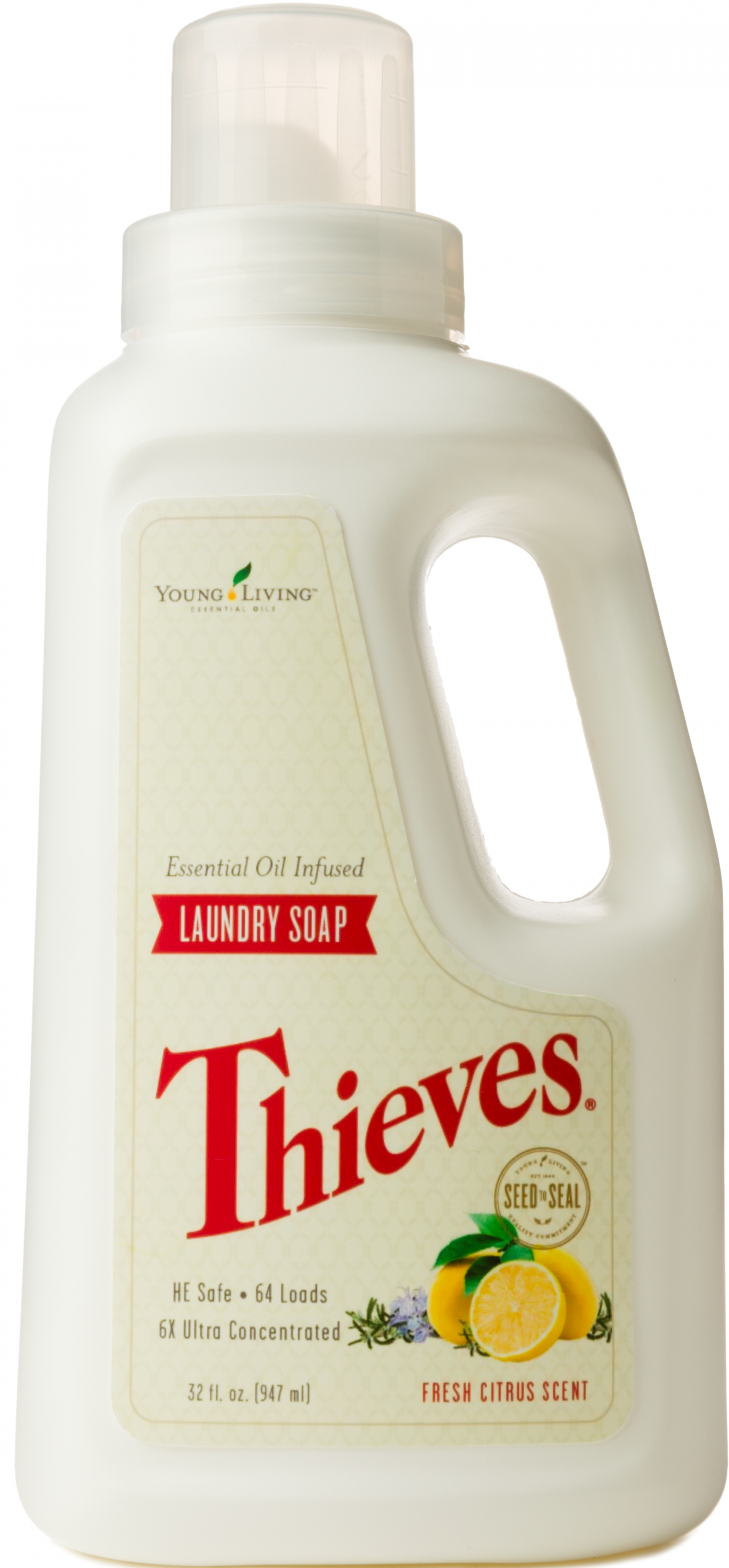 Thieves® Laundry Soap | Young Living Essential Oils