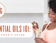 Essential oils 101: Essential oils Beginner's guide