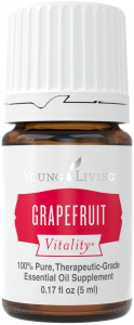 Grapefruit Vitality essential oil
