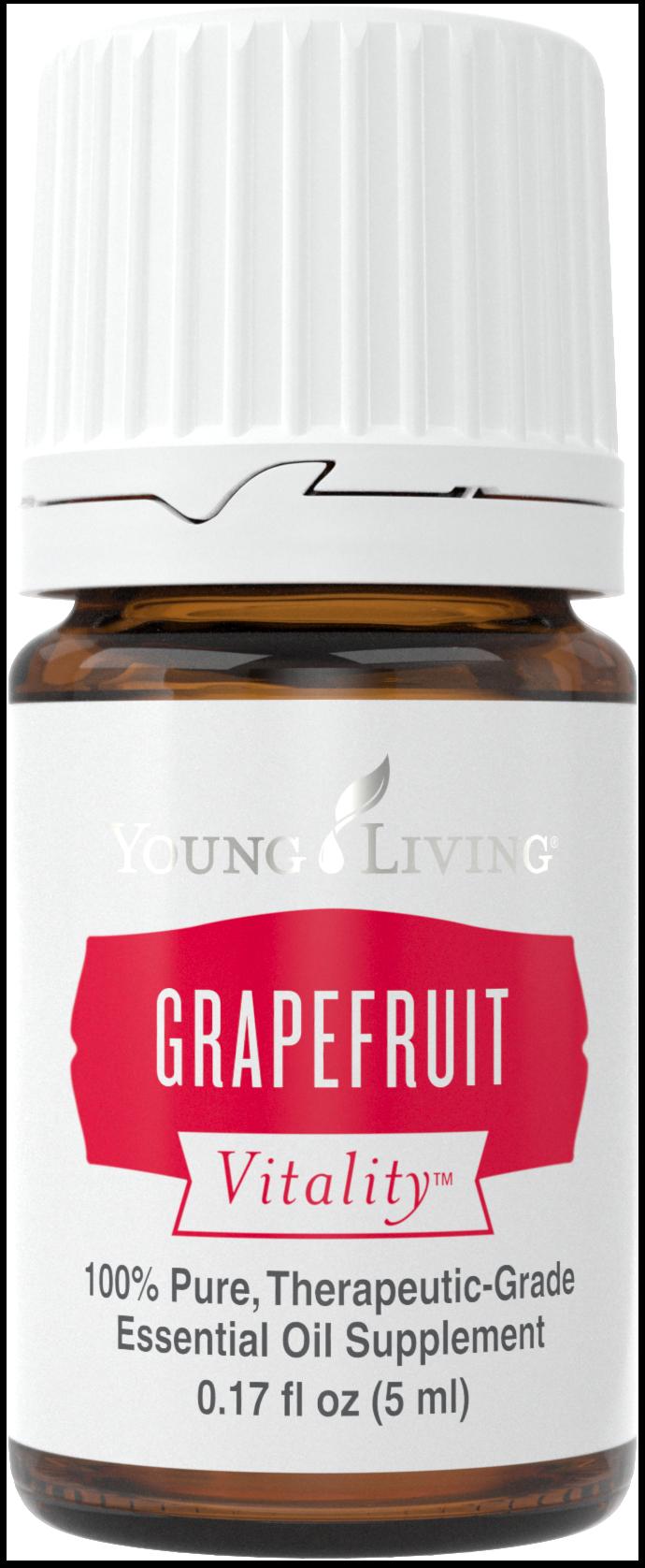 Minyak esensial Grapefruit Vitalitas
