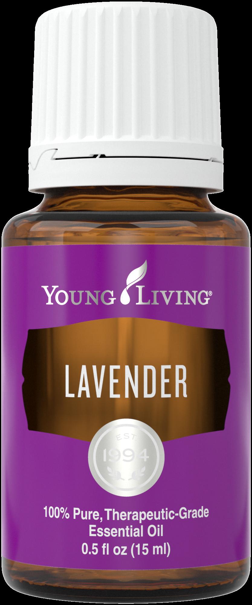 Penggunaan minyak esensial Lavender | Young Living