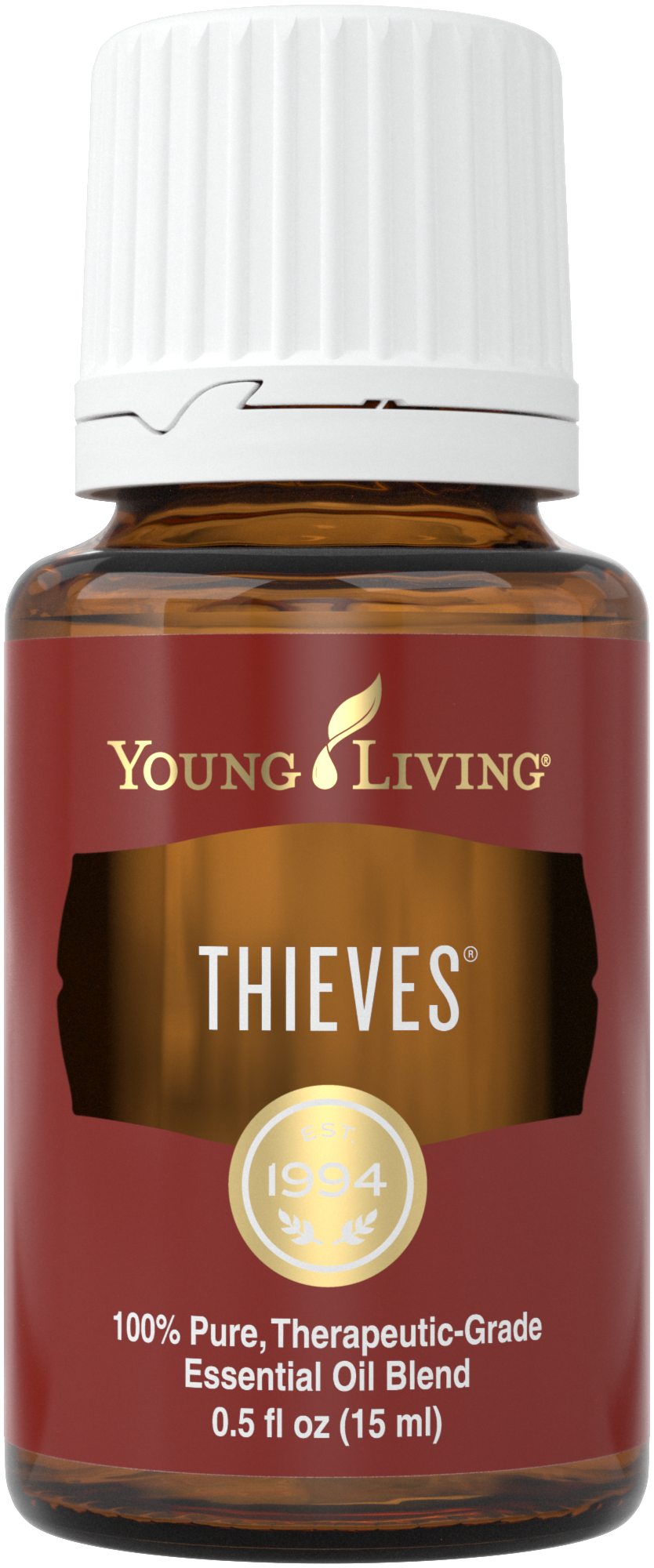 Pencuri menggunakan campuran minyak esensial | Young Living