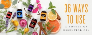 36 ways to use a bottle of essential oil | Young Living