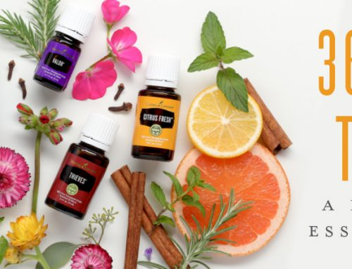36 ways to use a bottle of essential oil