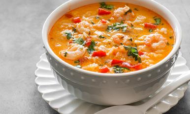 Receta de Sopa Tailandesa Casera