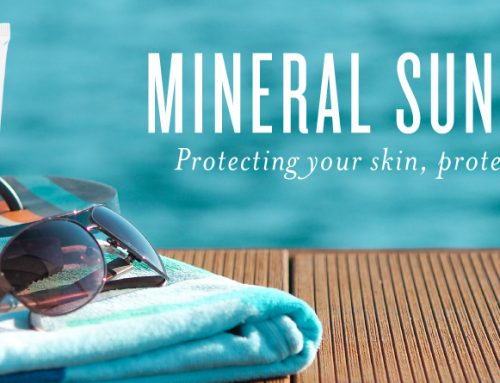 Mineral sunscreen: Protecting your skin, protecting the earth