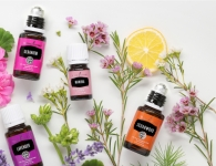 Roll with me 5 DIY roll ons | Young Living
