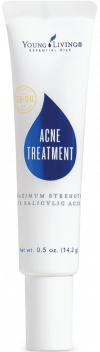 Maximum strength acne treatment