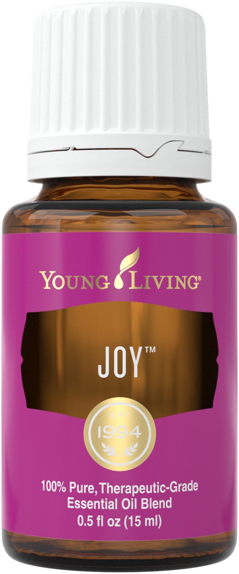 Campuran minyak esensial Joy
