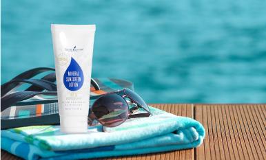 Bloqueador Solar Mineral: Protegiendo tu piel, y al medio ambiente