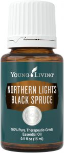 Northern Lights Black Spruce essential oil