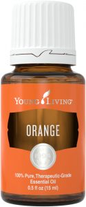 Orange essential oil | Young Living Essential Oil