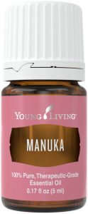 Manuka essential oil
