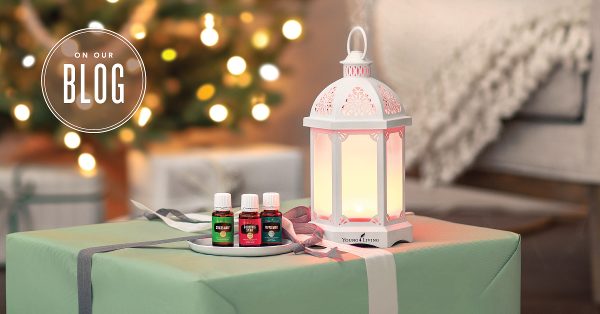 Christmas Diffuser Blends Young Living Essential Oils