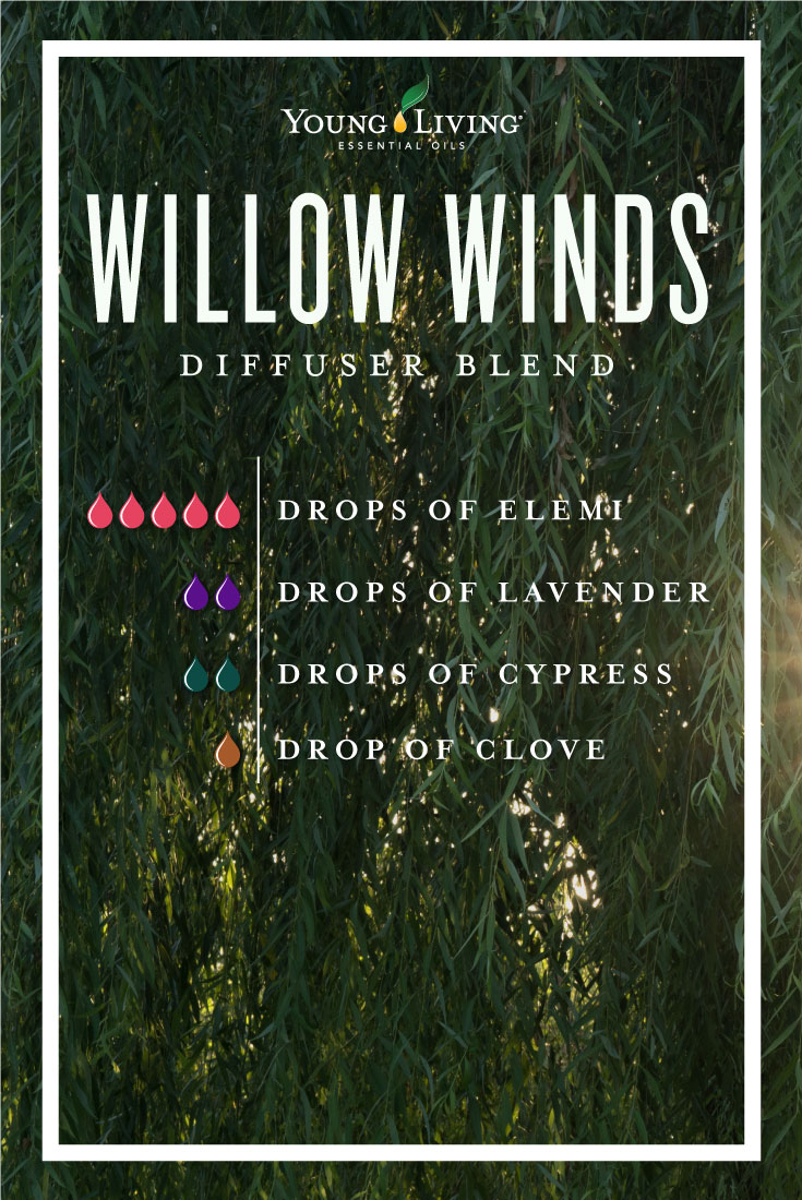 Elemi essential oil diffuser blend