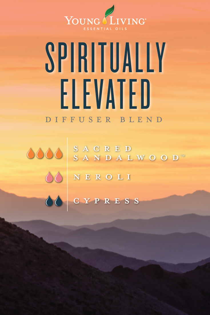 Spiritually Elevated diffuser blend