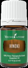Hinoki essential oil