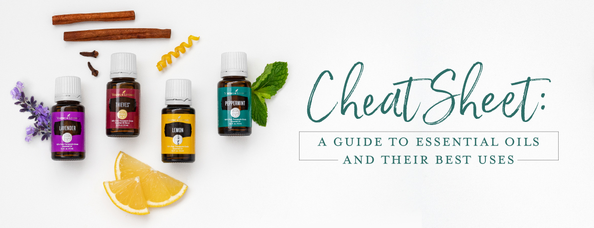 Essential Oils Cheat Sheet | Young Living Blog