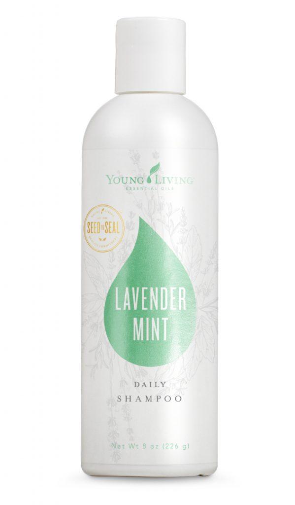 Lavender Mint Daily Shampoo