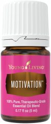 Motivation essential oil blend