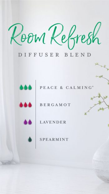 room refresh diffuser blend