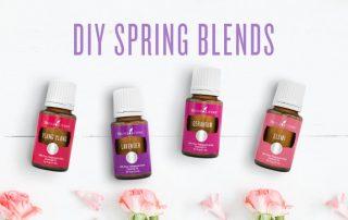 DIY spring blends