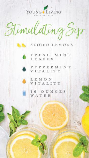 Stimulating Sip hydration blend