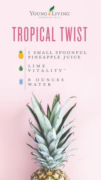 Tropical Twist hydration blend