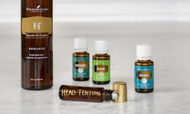 Beat head tension with this DIY roll-on recipe