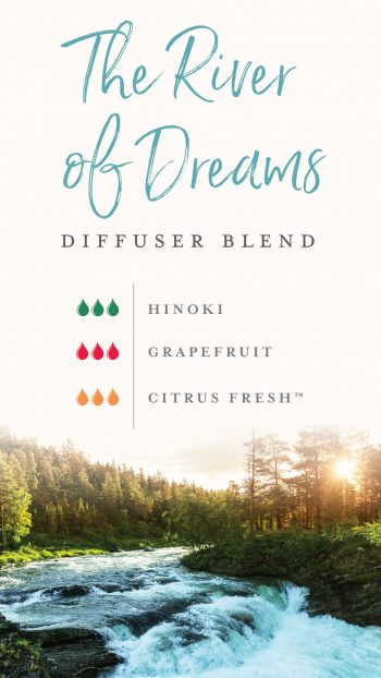 River of Dreams diffuser blend