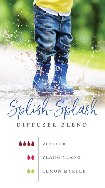 Splis-splash diffuser blend