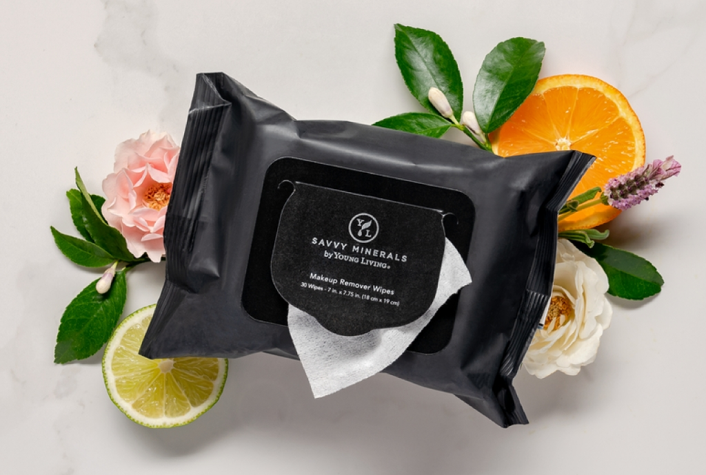 Savvy Minerals Makeup Remover Wipes