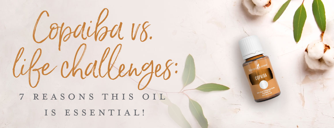 Copaiba vs. life challenges: 7 reasons this oil is essential!
