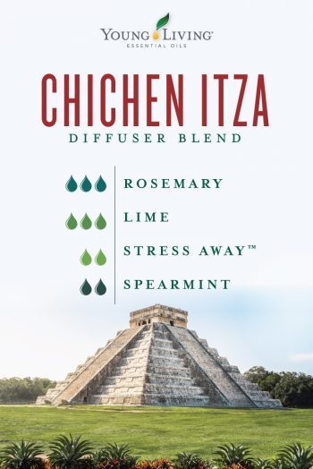 Chichen Itza diffuser blend